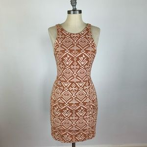 Dolce Vita Aztec Midi Dress
